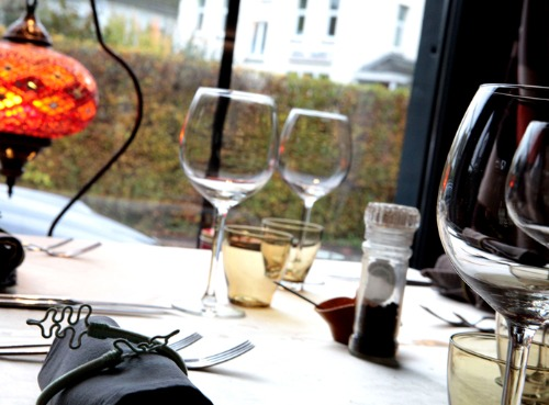 restaurant gastronomique dinant
